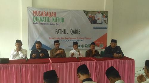 Menyambut HSN, RMI Dan IAI Al-Qolam Gelar MQK