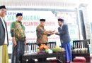 Launching Pesantren Center di Acara Sarasehan HSN