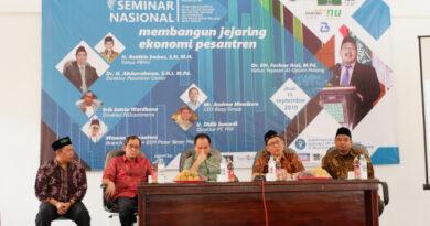 Antusias! Pesantren Kabupaten Malang Sepakat Bangun Jejaring Ekonomi