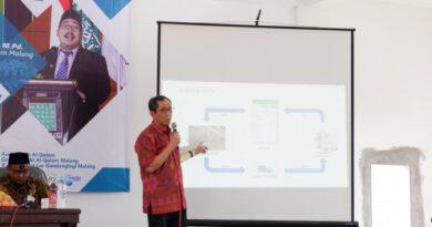 Materi Seminar: Membangun Jejaring Ekonomi Pesantren